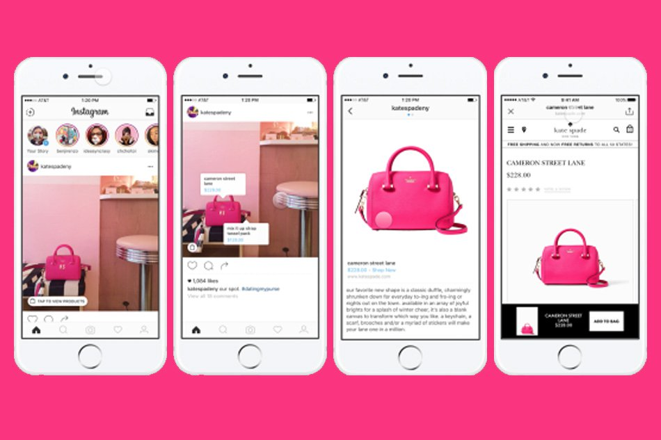 Image result for instagram shopping feature