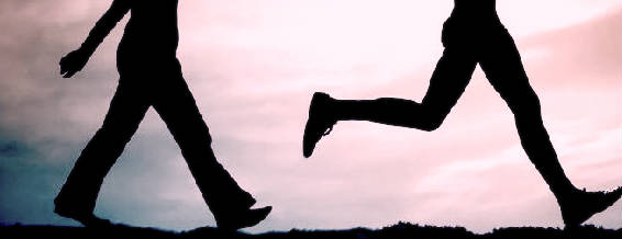 Should I Run Or Should I Walk The Running Vs Walking Debate Explained Consider The Consumer