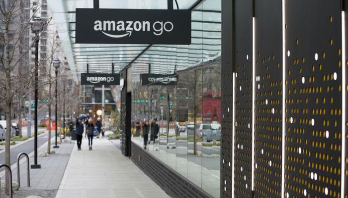 A Second Amazon Go Store People Less store consider the consumer