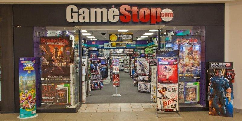 GameStop Stock Short