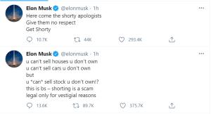 Musk Robinhood