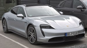 Porsche Taycan Recall 2021