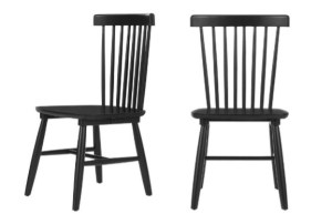 StyleWell Wood Windsor Dining Chairs Recall