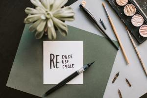 How To Recycle Smartly - Reduce, reuse, recycle