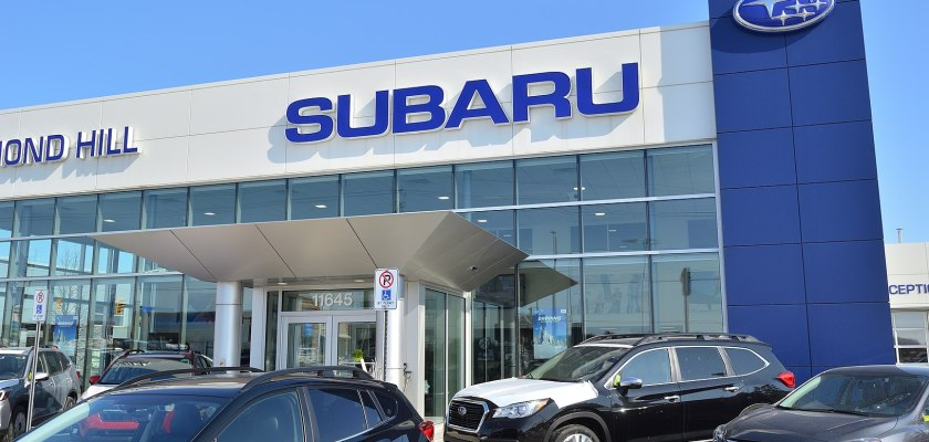 Subaru Windshield Lawsuit Settlement 2021