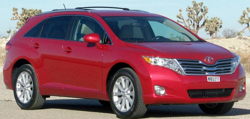 Toyota Venza Recall Airbags 2021