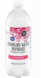 Kroger Flavored Sparkling Water Class Action Lawsuit