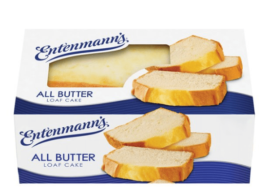 Entenmann's All Butter Loaf Cakes Class Action Lawsuit 2021 - Using Soybean Oil Instead Of Butter