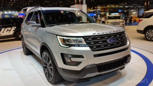 Ford Explorer Exhaust Settlement - Explorer Model 2016 To 2017 With Defective Exhausts Get Free Repair
