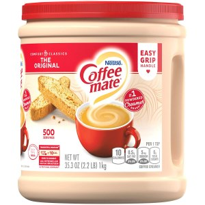 """Coffee Mate Creamer Class Action Lawsuit 2021 - Fake """"500 Servings"""" Claims From Nestle"""
