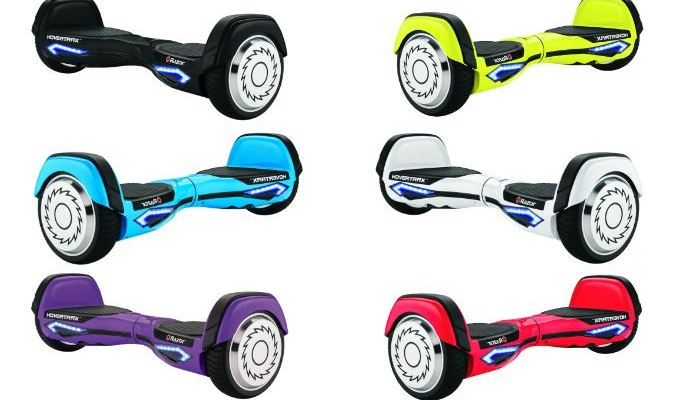 Razor USA Hovertrax 2.0 Battery Recall 2021 - Hoverboards With Faulty Batteries Pose Fire Hazards