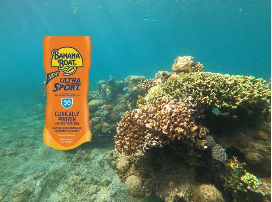 Banana Boat Reef Friendly Class Action Lawsuit - Causing Harm To Reefs Instead Of Saving