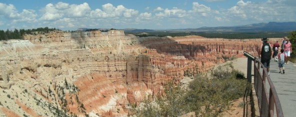 Bryce Canyon Sedimentary Formations