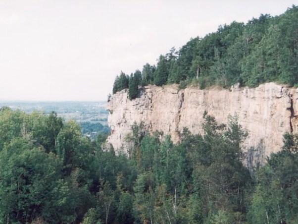Niagara escarpment