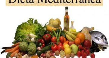 COS'E' LA DIETA MEDITERRANEA?