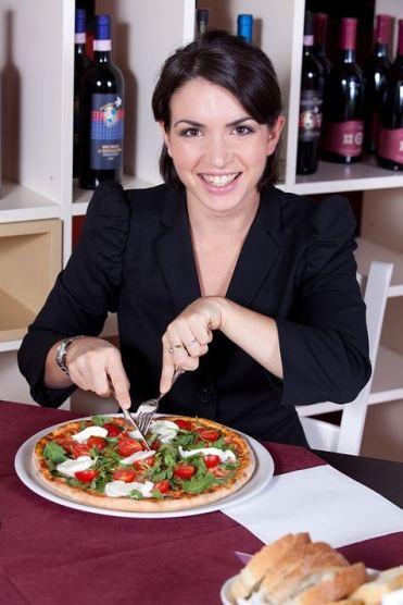 dieta mediterranea pizza