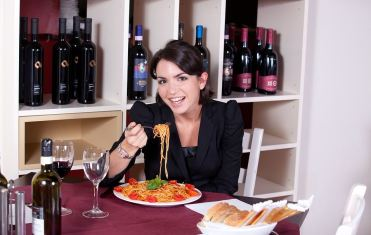 dieta mediterranea spaghetti