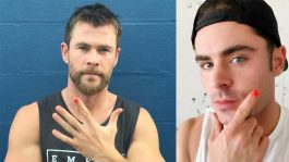 Nail art su uomo: foto e immagini di nail art maschile
