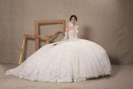 Abiti da sposa 2020: la collezione Amelia Casablanca