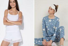 Tezenis donna Pigiami e nightwear moda autunno inverno 2020/2021