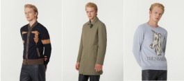 Abbigliamento uomo Trussardi nuova collezione autunno inverno 2020/2021