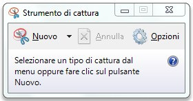 Come catturare la foto del desktop!!