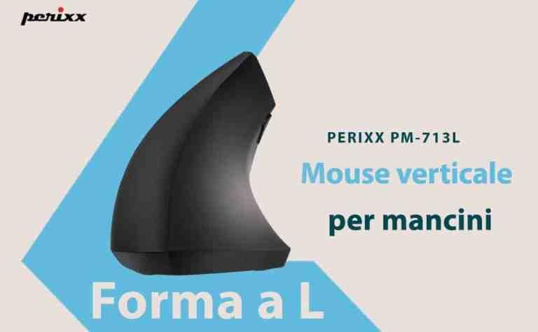 Migliori mouse per mancini 2020: sotto i €20!
