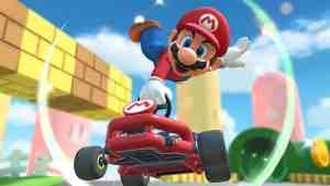 Come giocare a Mario Kart tour su pc