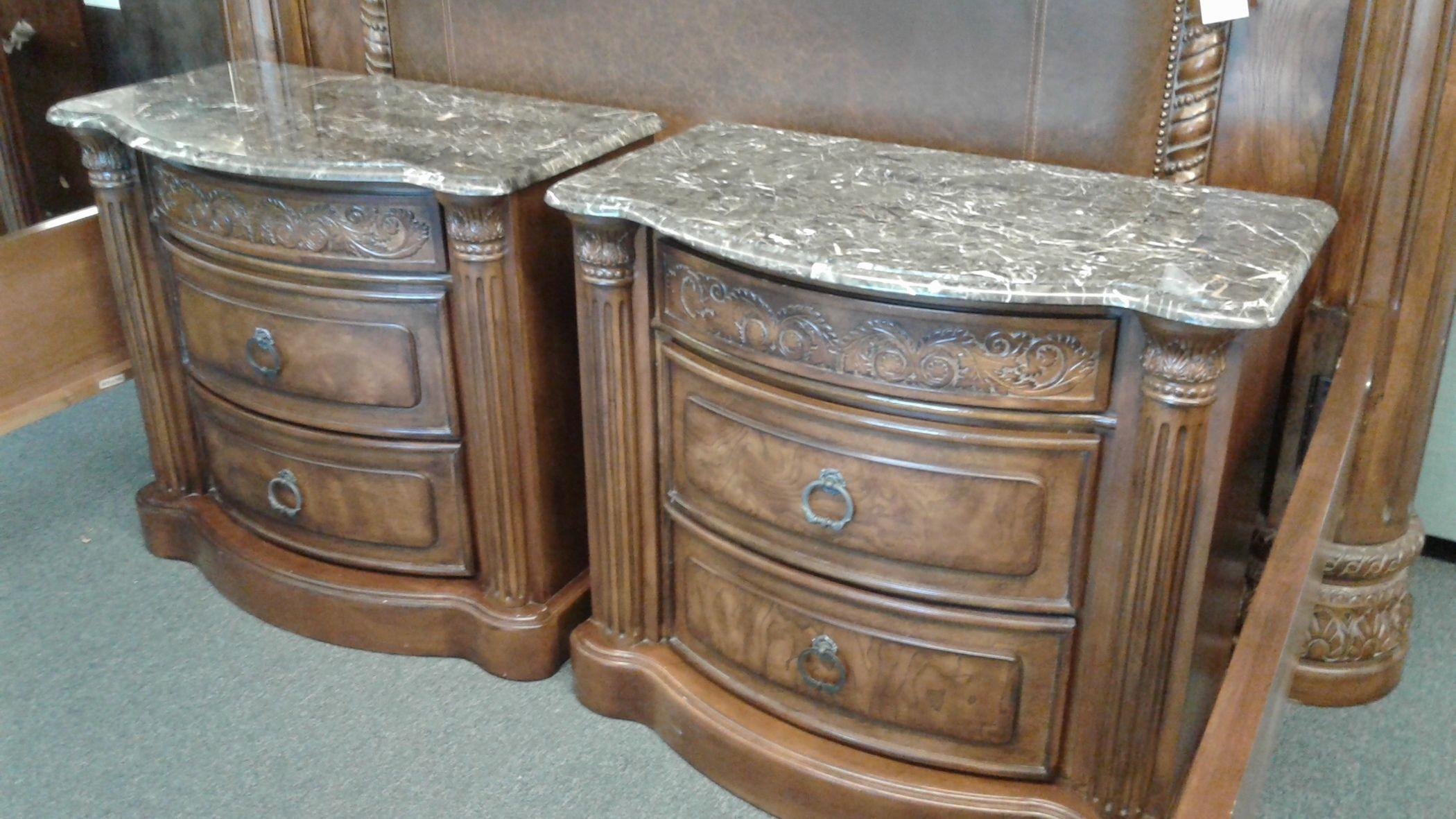 COLLEZIONE BEDNIGHTSTANDS Delmarva Furniture Consignment