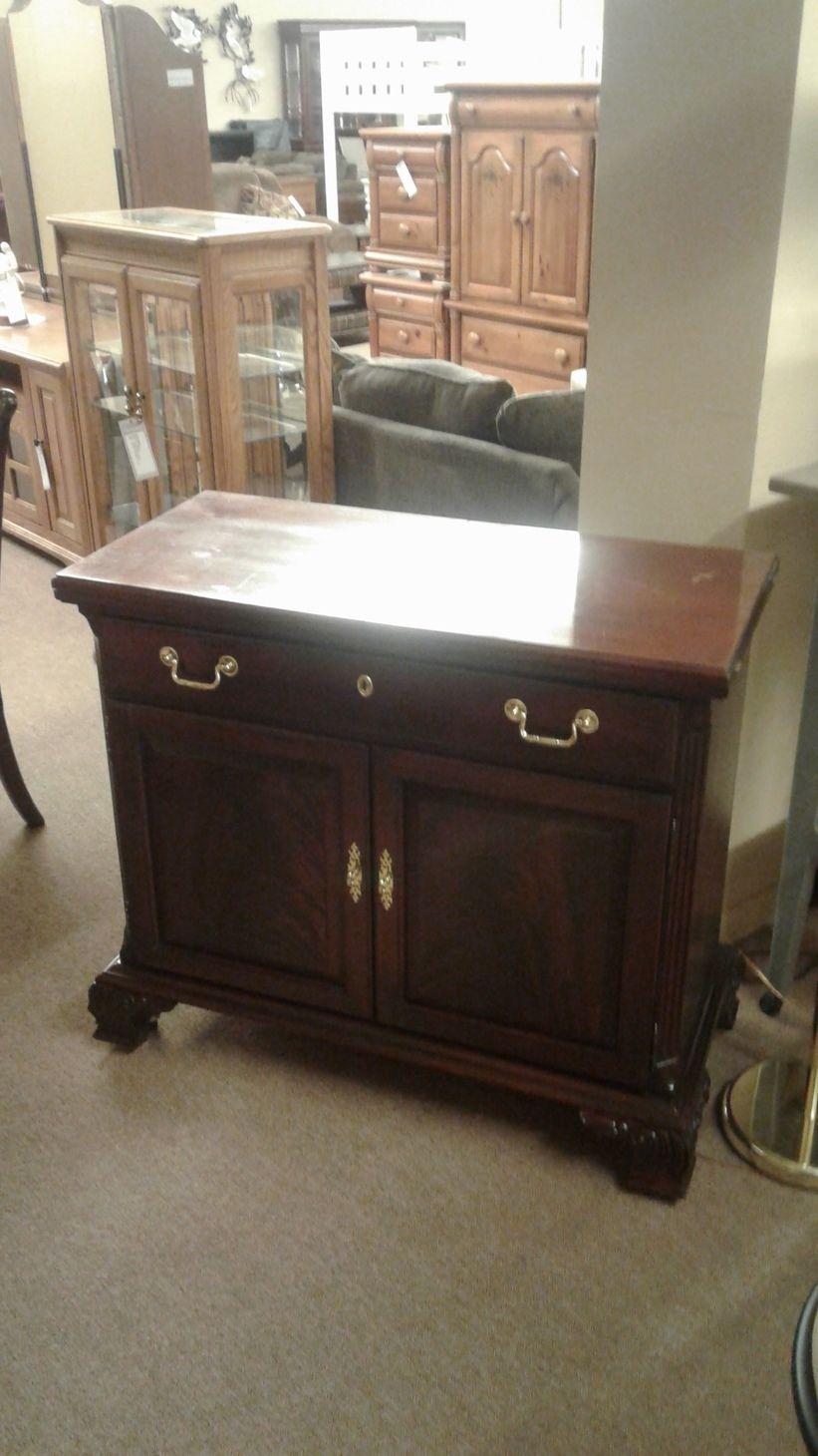 THOMASVILLE WET BAR Delmarva Furniture Consignment