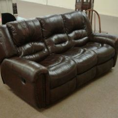 Baseball Leather Sofa Bed For Toddlers Philippines Flexsteel Recliner Delmarva Furniture
