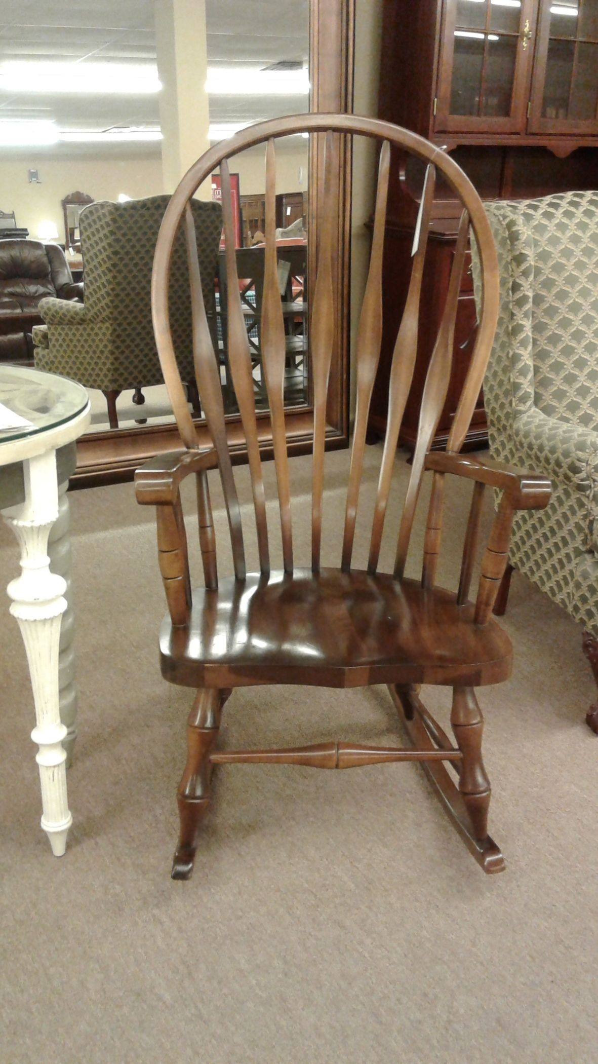 VIRGINIA HOUSE ROCKER  Delmarva Furniture Consignment