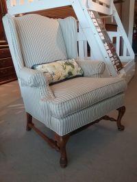 ETHAN ALLEN WINGBACK CHAIR | Delmarva Furniture Consignment