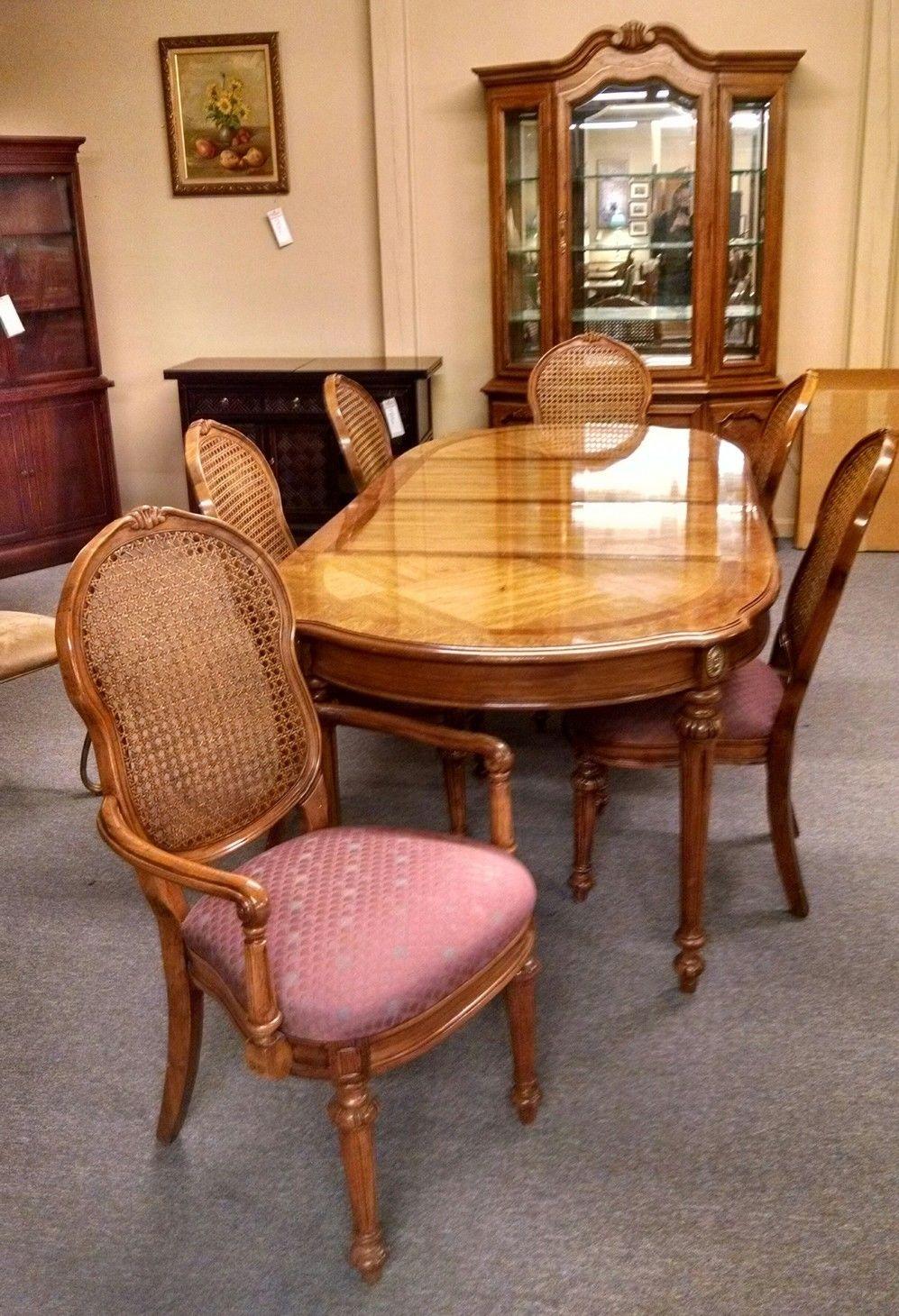THOMASVILLE DINING ROOM SET Delmarva Furniture Consignment