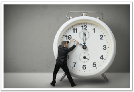 administracion del tiempo en una empresa