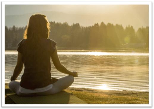 que pensar cuando se medita