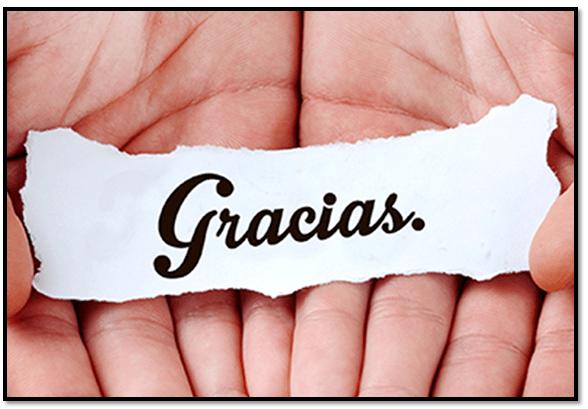el valor de la gratitud