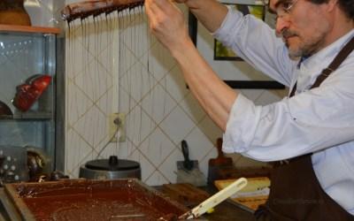 Istoria democratizării ciocolatei
