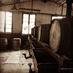 Touring Bulliet Distillery on the Bourbon Trail