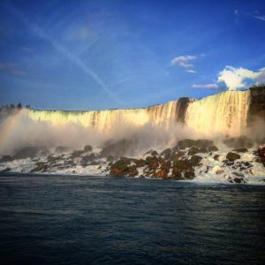 Niagara Falls and Toronto from Cincinnati