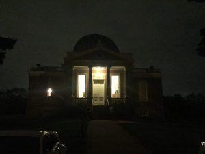 Late Night Date Night at Cincinnati Observatory