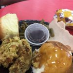 Thanksgiving dinner at the Ohio State Fair