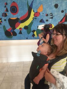 Enjoy all the sights and sounds of Baby Art Tours