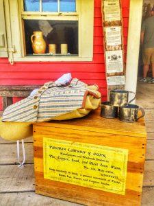 Prairietown at Conner Prairie