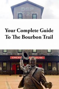 Complete Guide to Kentucky Bourbon Trail