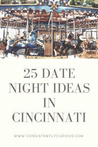 Good first date ideas cincinnati