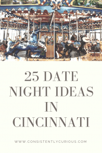Cincinnati Date Night Ideas