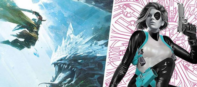 New Novels Featuring Domino and Heimdall Coming from  Marvel and Aconyte Books in October