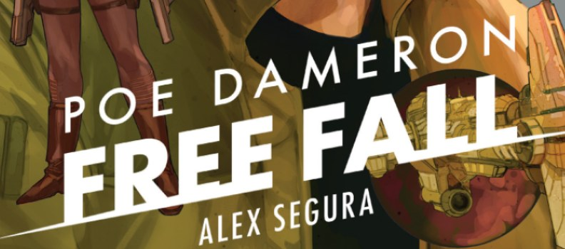 Interview: 'Poe Dameron: Free Fall' Writer Alex Segura