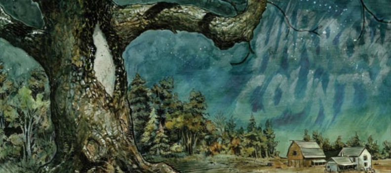 'Harrow County' and 'Manor Black' Artist Tyler Crook: The Conskipper Interview